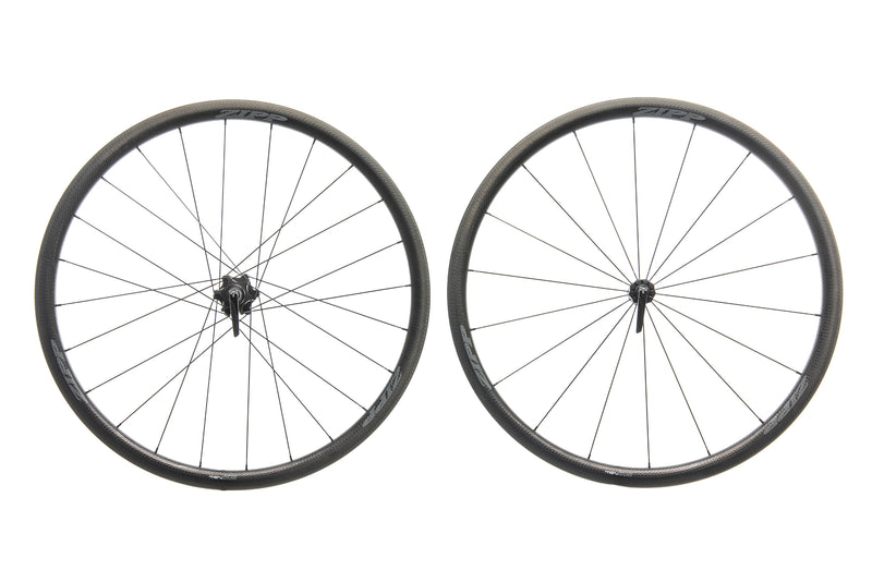 Zipp 202 NSW Carbon Clincher 700c Wheelset non-drive side