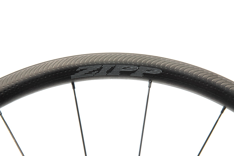 Zipp 202 NSW Carbon Clincher 700c Wheelset cockpit