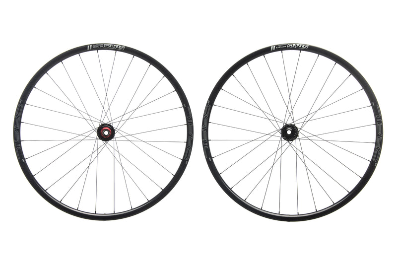 Stan's NoTubes ZTR Grail MK3 Alloy Tubeless 700c Wheelset drive side