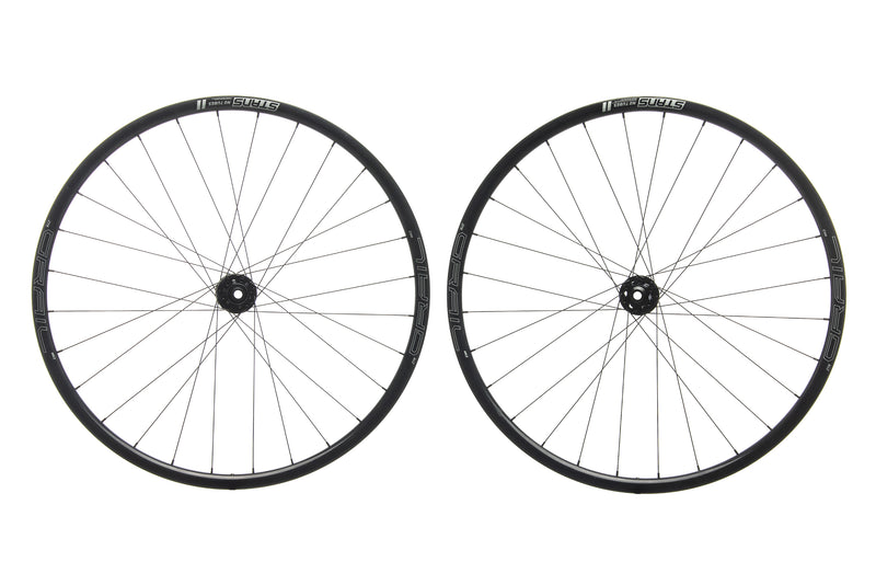 Stan's NoTubes ZTR Grail MK3 Alloy Tubeless 700c Wheelset non-drive side