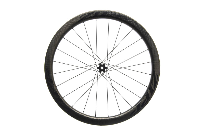 Zipp 303 Firecrest Disc Carbon Tubeless 700c Front Wheel non-drive side