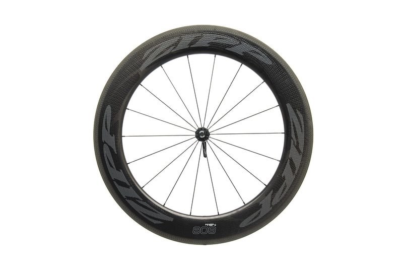 Zipp 808 NSW Carbon Tubeless 700c Front Wheel drive side