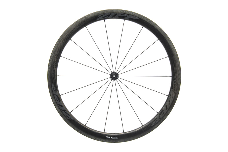 Zipp 303 NSW Carbon Tubeless 700c Front Wheel non-drive side