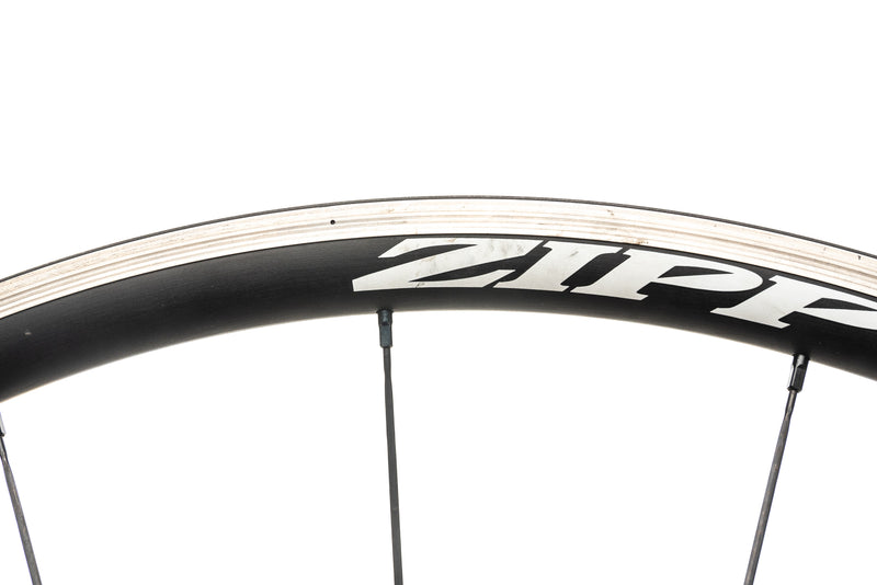Zipp 30 Course Aluminum Clincher 700c Front Wheel cockpit