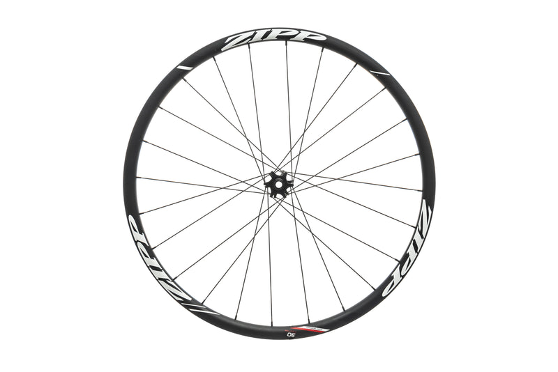 Zipp 30 Course Disc Alloy Tubeless 700c Front Wheel drive side