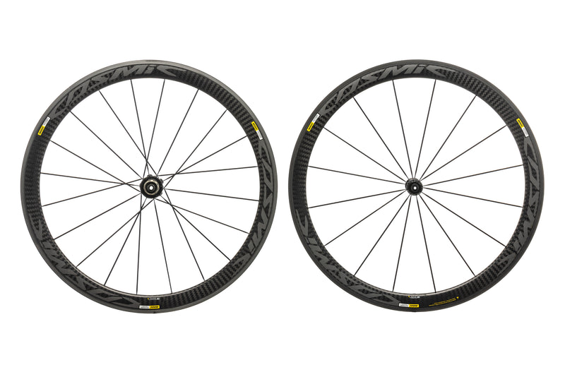 Mavic Cosmic Pro Carbon Exalith Carbon Clincher 700c Wheelset drive side
