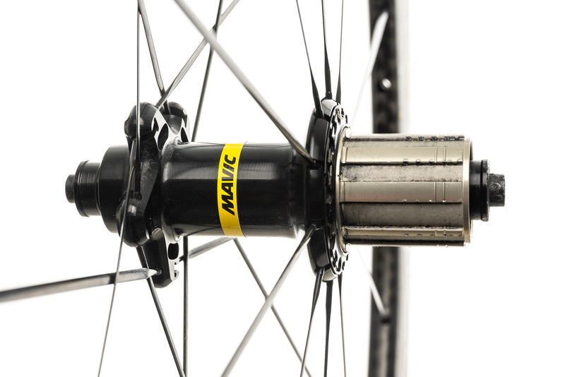 Mavic Cosmic Pro Carbon Exalith Carbon Clincher 700c Wheelset sticker