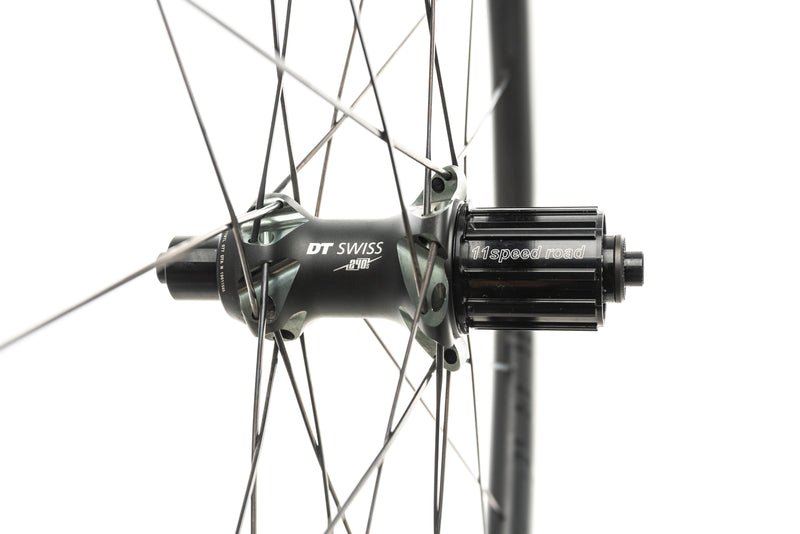 DT Swiss PRC 1400 Spline 35 Carbon Tubeless 700c Wheelset sticker