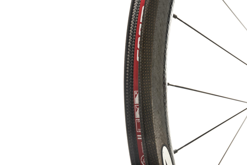 Zipp 303 Firecrest Disc Carbon Clincher 700c Rear Wheel drivetrain