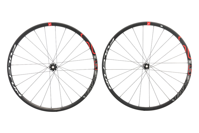 Fulcrum Racing 5 Disc Alloy Clincher 700c Wheelset drive side