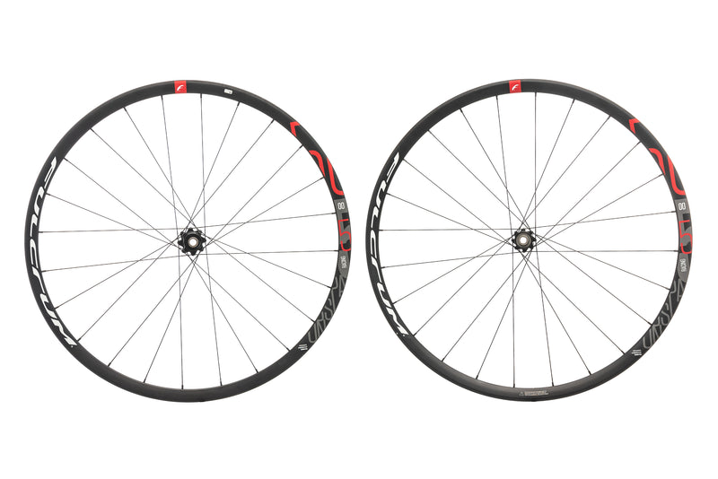 Fulcrum Racing 5 Disc Alloy Clincher 700c Wheelset non-drive side