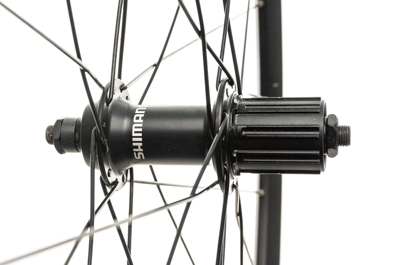 Shimano WH-RS100 Aluminum Clincher 700c Wheelset sticker