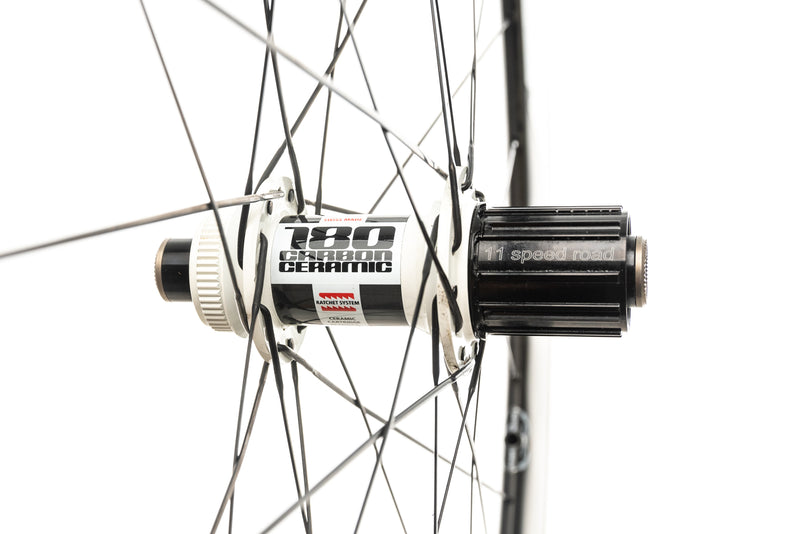 ENVE Classic 65 Carbon Clincher 700c Wheelset sticker