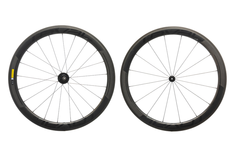 Roval CL 50 Rapide Carbon Tubeless 700c Wheelset drive side