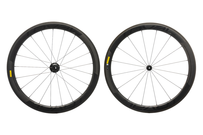 Roval CL 50 Rapide Carbon Tubeless 700c Wheelset non-drive side