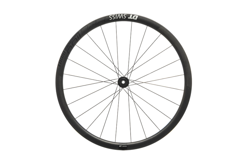 DT Swiss PRC 1100 DiCut Road Bike Front Wheel 700c Carbon Tubeless 12x100mm non-drive side