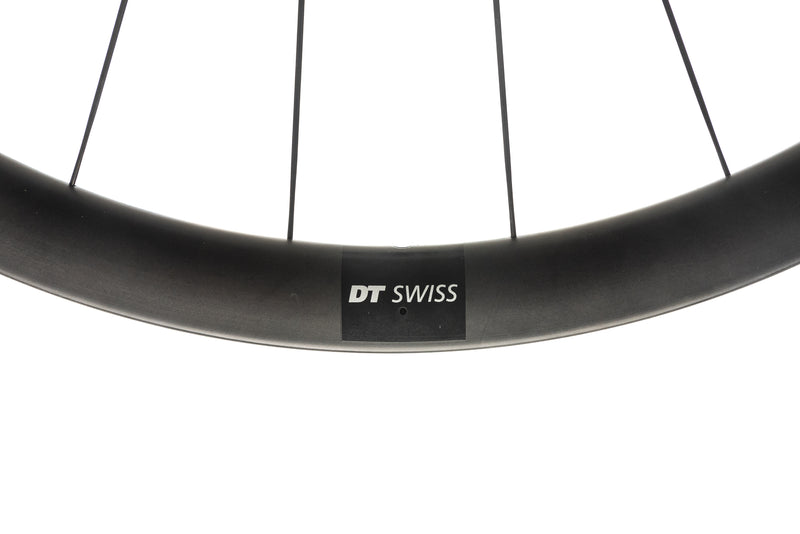 DT Swiss PRC 1100 DiCut Road Bike Front Wheel 700c Carbon Tubeless 12x100mm cockpit