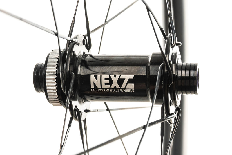 NEXT D70 Disc Carbon Clincher 700c Front Wheel sticker