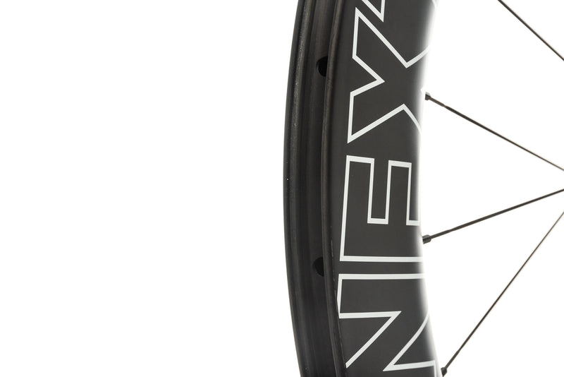 NEXT D70 Disc Carbon Clincher 700c Front Wheel drivetrain