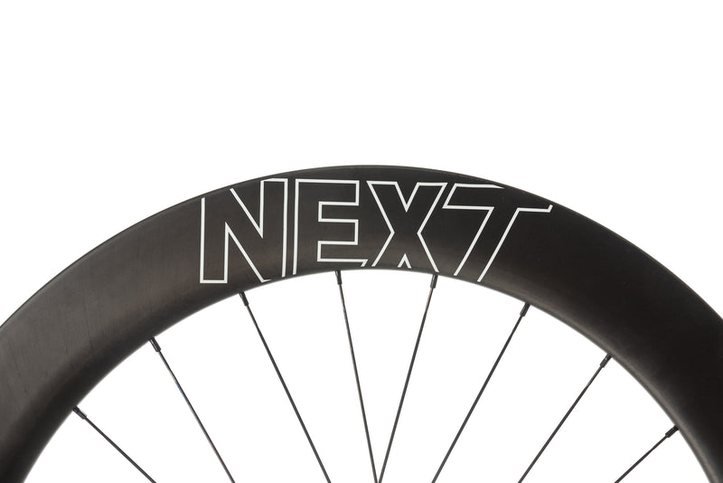 NEXT D70 Disc Carbon Clincher 700c Front Wheel front wheel