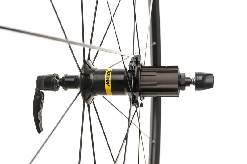 Mavic Aksium Aluminum Clincher 700c Wheelset sticker