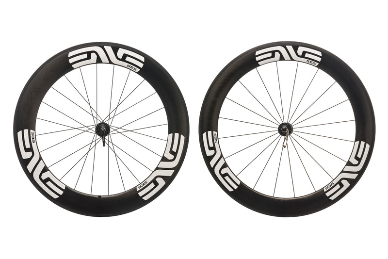 ENVE SES 7.8 Carbon Tubeless 700c Wheelset non-drive side