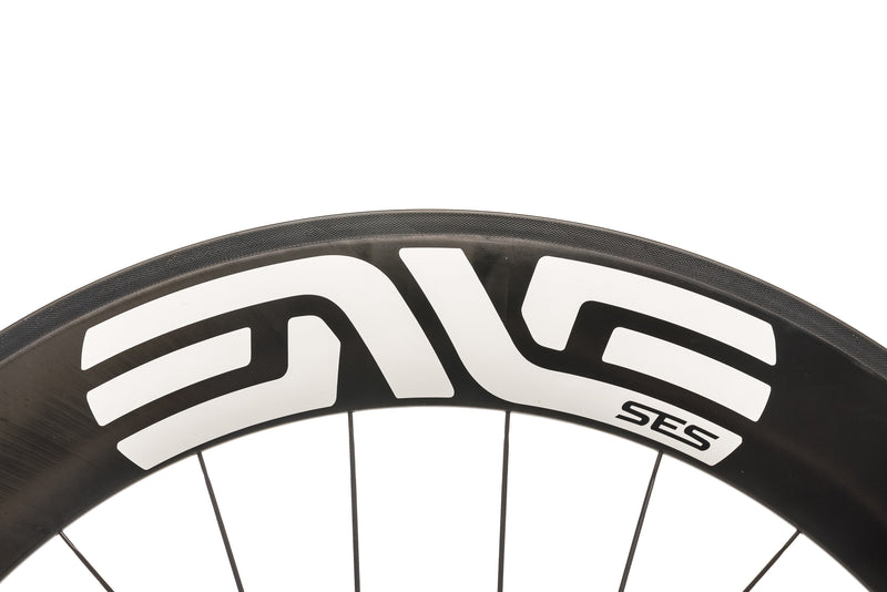 ENVE SES 7.8 Carbon Tubeless 700c Wheelset cockpit