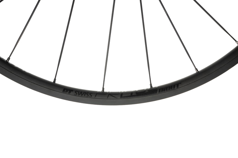 DT Swiss PR1400 Dicut Oxic 21 700c Alloy Tubeless Wheelset cockpit