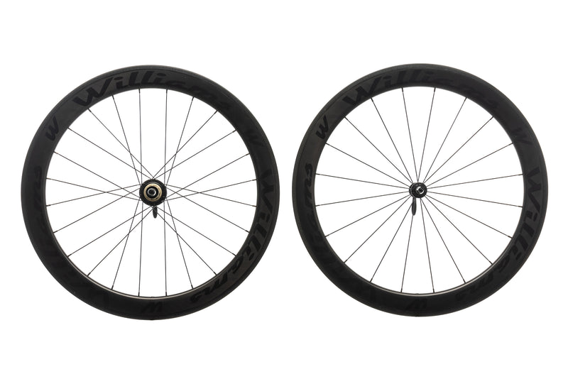 Williams System 58 Carbon Clincher 700c Wheelset drive side