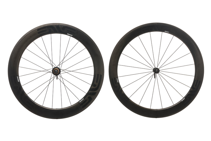 ENVE SES 6.7 Carbon Clincher 700c Wheelset drive side