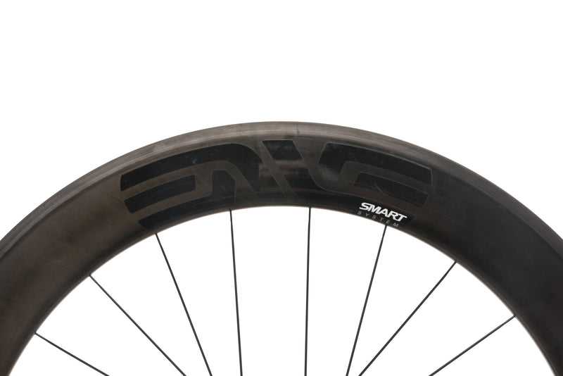 ENVE SES 6.7 Carbon Clincher 700c Wheelset cockpit
