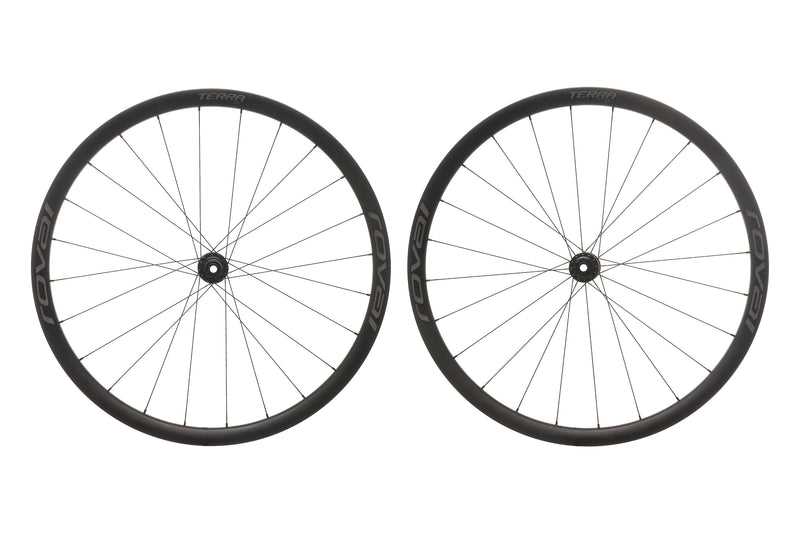 Roval Terra CL Carbon Tubeless 700c Wheelset drive side