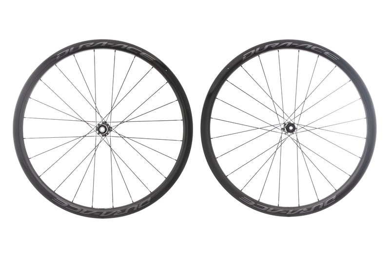 Shimano Dura-Ace R9170 C40 Disc Carbon Tubeless 700c Wheelset drive side