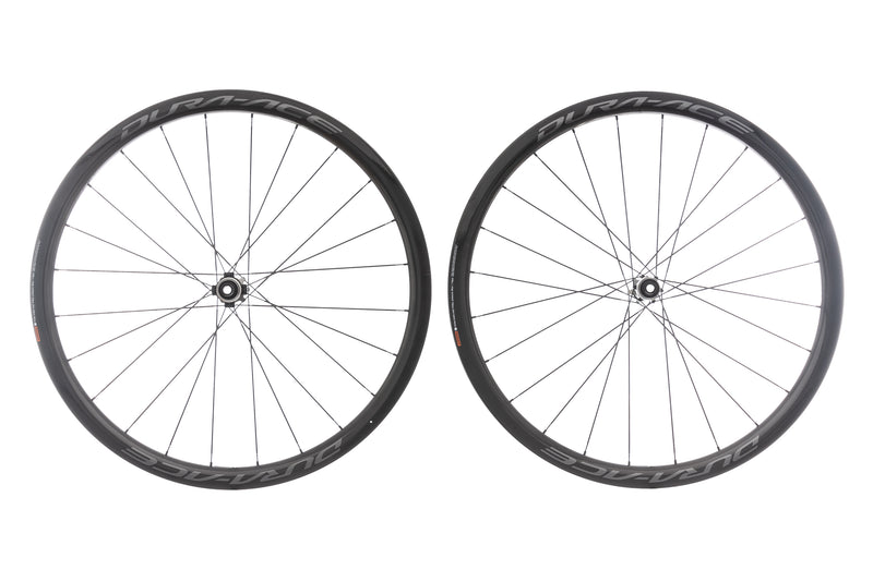 Shimano Dura-Ace R9170 C40 Disc Carbon Tubeless 700c Wheelset non-drive side