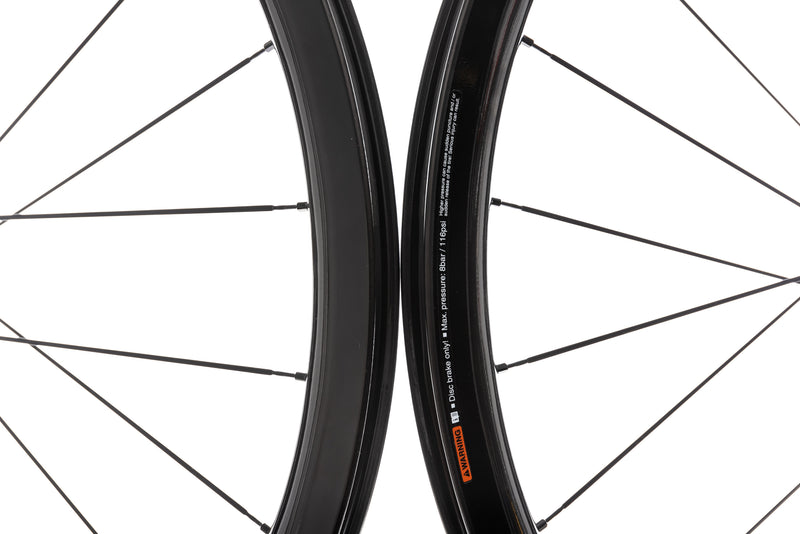 Shimano Dura-Ace R9170 C40 Disc Carbon Tubeless 700c Wheelset front wheel