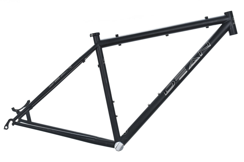 "Dean Mountain Bike Frame 19"" LARGE Steel English Threaded drive side"