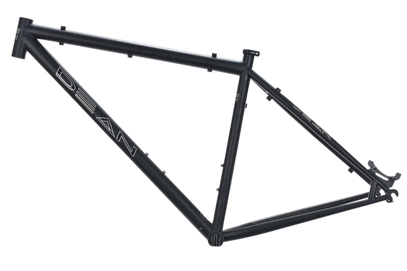 "Dean Mountain Bike Frame 19"" LARGE Steel English Threaded non-drive side"