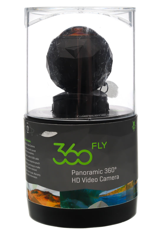 Fly 360 Action Camera Road Mountain Bike drive side