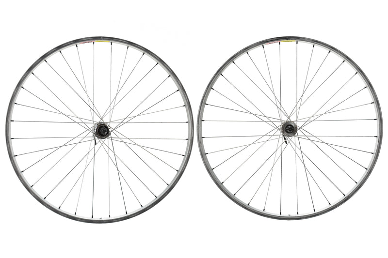 "American Classic Shimano XT Hubs Ritchey Vantage Comp Rims 26"" non-drive side"