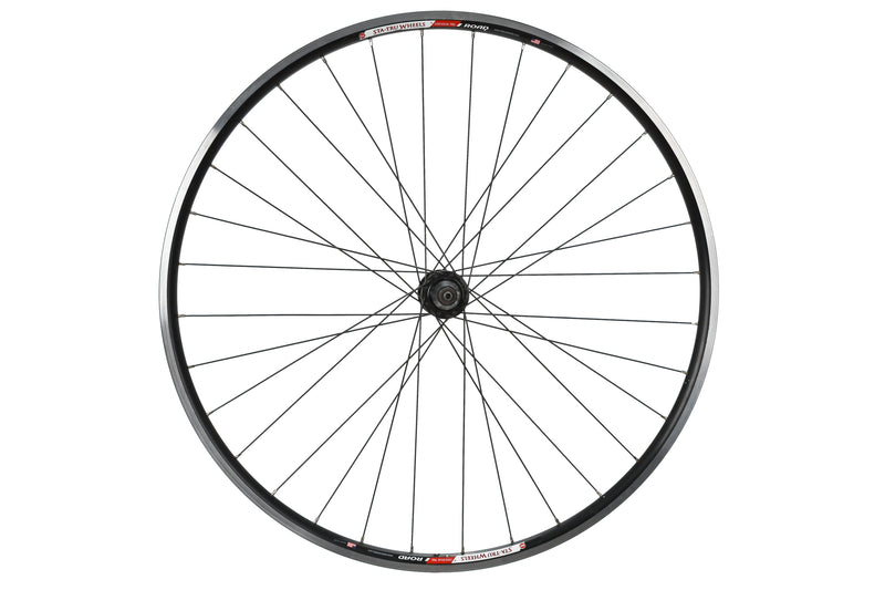 Sta Tru Road Bike Rear Wheel 10 Speed Shimano Aluminum Clincher QR drive side