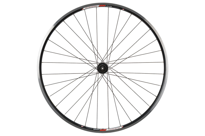 Sta Tru Road Bike Rear Wheel 10 Speed Shimano Aluminum Clincher QR non-drive side