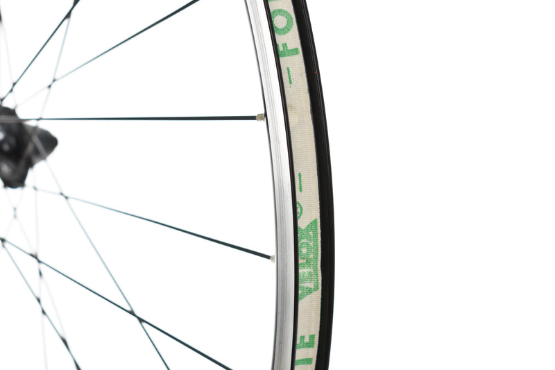 Sta Tru Road Bike Rear Wheel 10 Speed Shimano Aluminum Clincher QR drivetrain