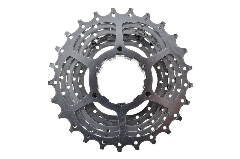 Shimano CS-HG70-9 Cassette 12-25T 9 Speed Road Bike non-drive side