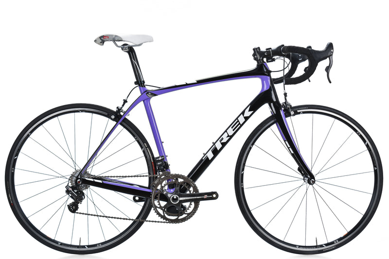 2014 Trek Domane 6 Series Project One Road Bike 56cm Campagnolo Record 11 EPS drive side