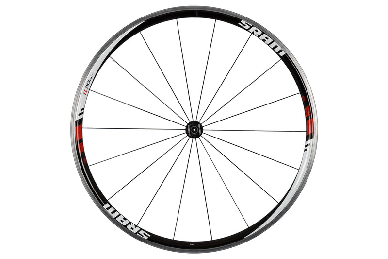 SRAM S30 Sprint Aluminum Clincher Road Bike Front Wheel 700c QR non-drive side