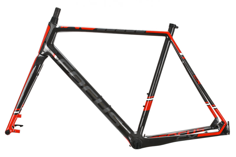 2016 Focus Mares Cyclocross Frame 60cm XX-Large Carbon Disc Thru Axle PF30 non-drive side