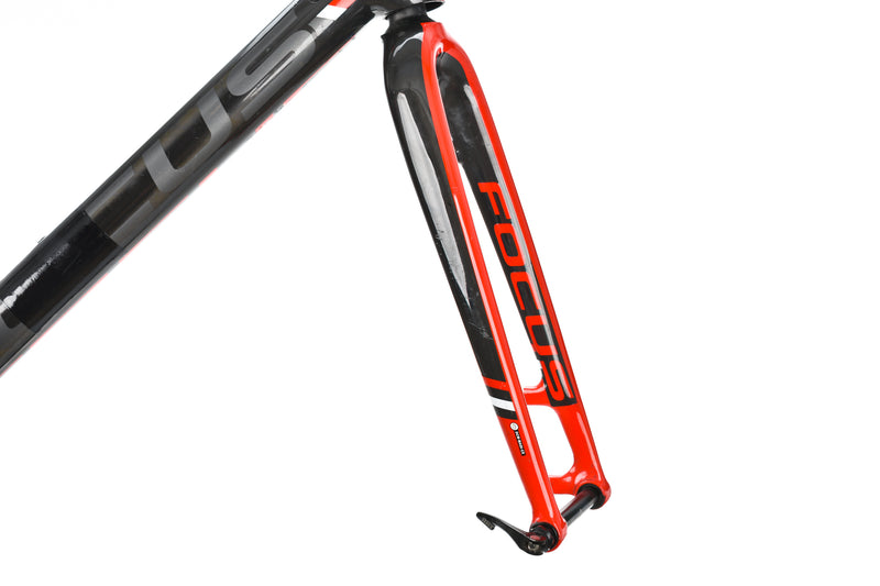2016 Focus Mares Cyclocross Frame 60cm XX-Large Carbon Disc Thru Axle PF30 drivetrain