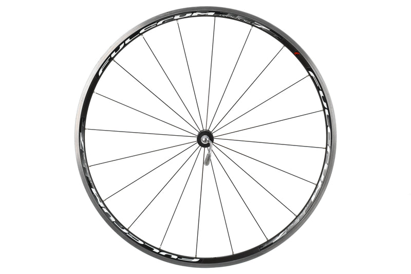 Fulcrum Racing 7 Road Bike Front Wheel 700c Aluminum Clincher QR drive side