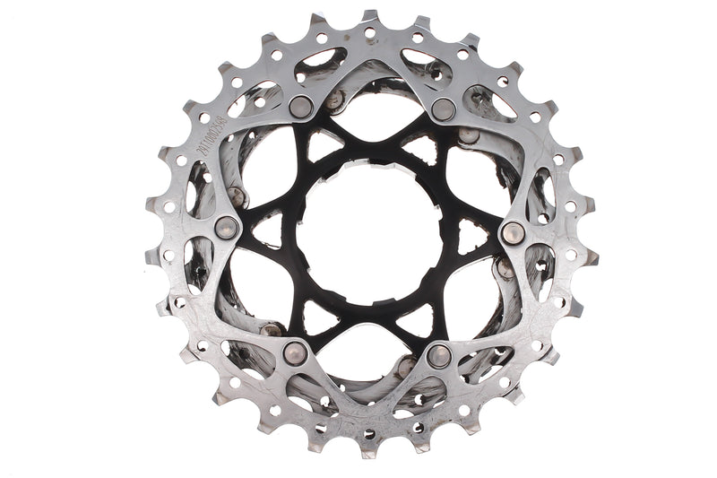 SRAM Road Bike Cassette 10 Speed 11-26T Bicycle Gears Cogs non-drive side
