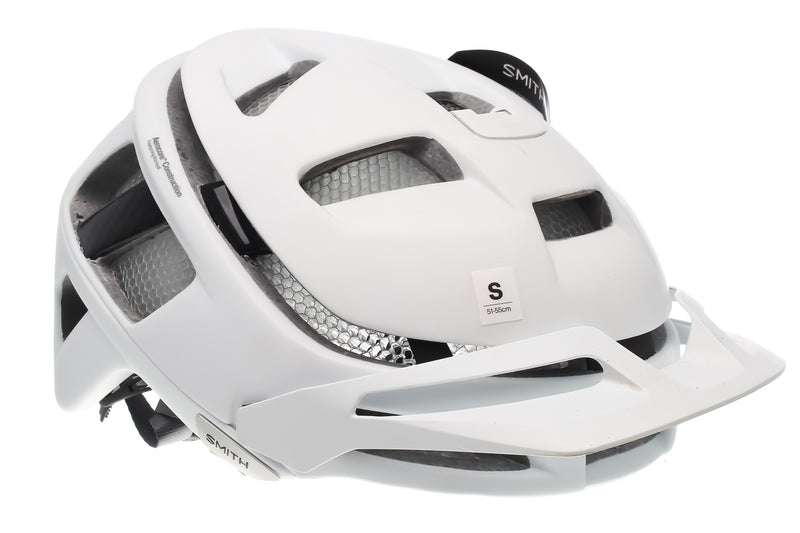 Smith Forefront Bike Helmet Small 51-55cm Matte White drive side